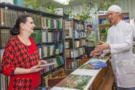 Читальный зал и абонемент научной литературы